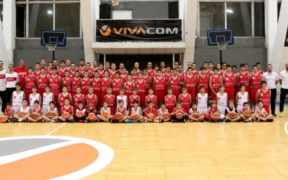 Втори отбор на БК ЦСКА ще играе в Европейската младежка лига