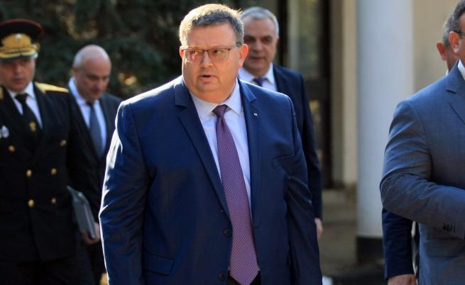 Цацаров: Промените в НПК, касаещи арестите, трябва да се прецизират