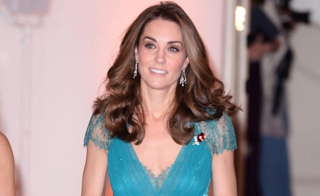Кейт Мидълтън облече за втори път рокля на 6 години (СНИМКИ)