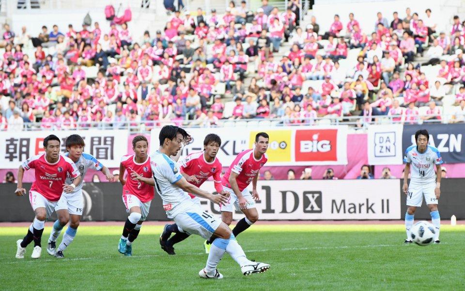 Кавазаки спечели за втори път титлата в Япония