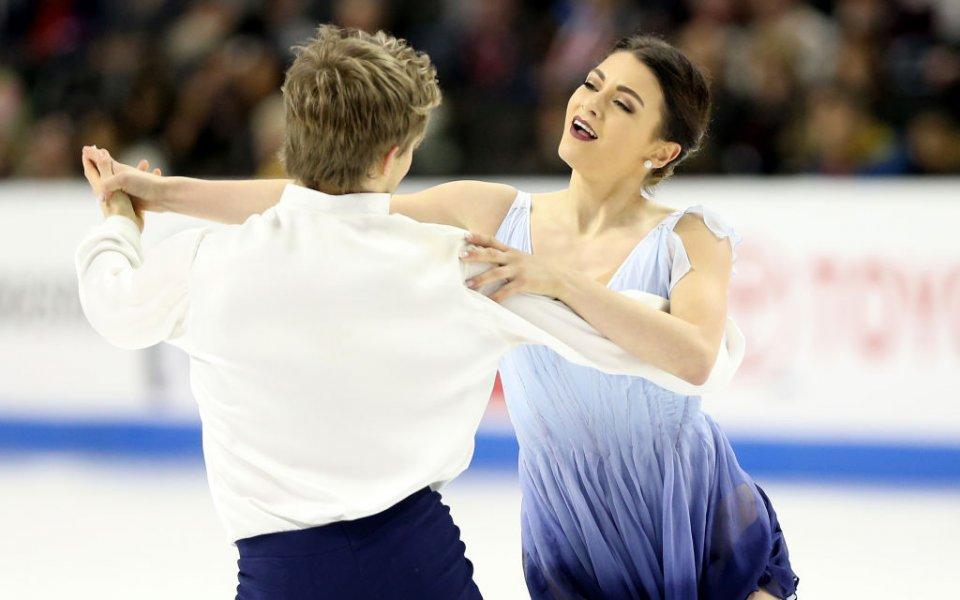Американци спечелиха титлата при танцовите двойки в Япония