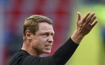 Ивелин Попов се сдоби с нов треньор в Спартак М