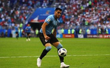 Дортмунд и Тотнъм в спор за уругвайски нападател