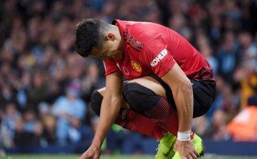 Юнайтед превърна Алексис в психическа развалина