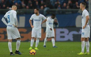 Интер длъжен да продаде играчи за 50 милиона