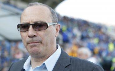 Кокала заклейми варианта за нов треньор на Левски
