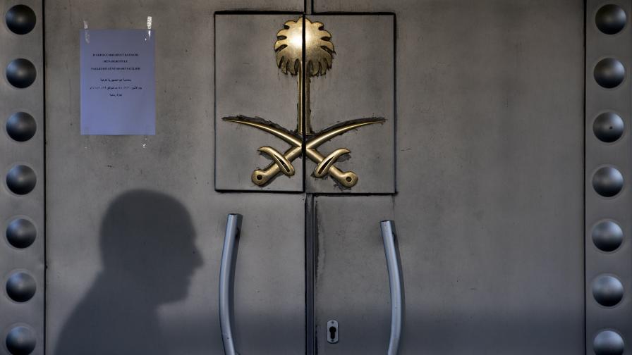 Петима заплашени със смъртна присъда за Хашоги