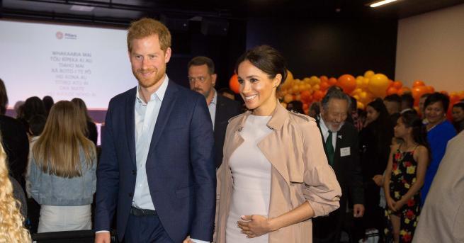Херцогът и херцогинята на Съсекс живеят заедно вече почти година,