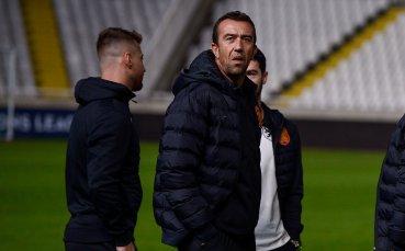 Георги Петков влезе в европейската футболна история