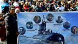 <p>Година по-късно: намериха изчезналата аржентинска подводница</p>