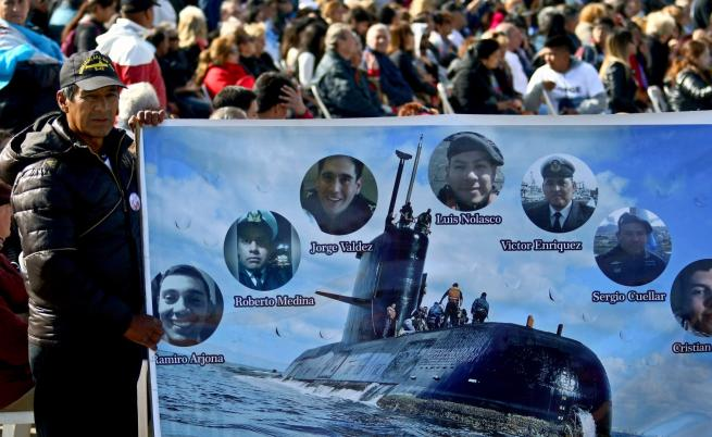 Година по-късно: намериха изчезналата аржентинска подводница