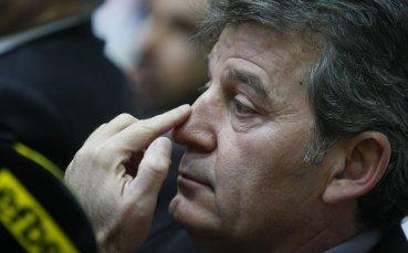 Емил Костадинов доволен от играта срещу Кипър