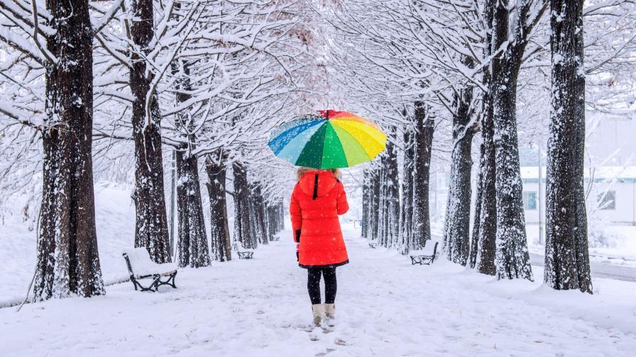 <p>Опасно време: жълт код за сняг и дъжд в неделя</p>
