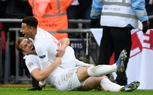 """Крал Хари спечели войната на """"Уембли"""", Англия е във финалната четворка"""