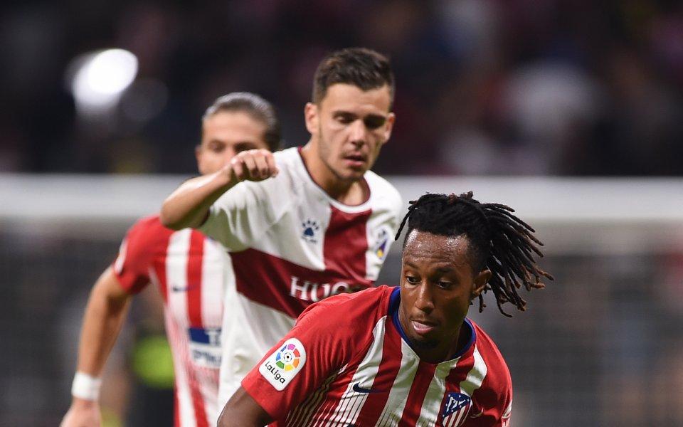 Продължава спорът между Спортинг и Атлетико за Желсон Мартинш