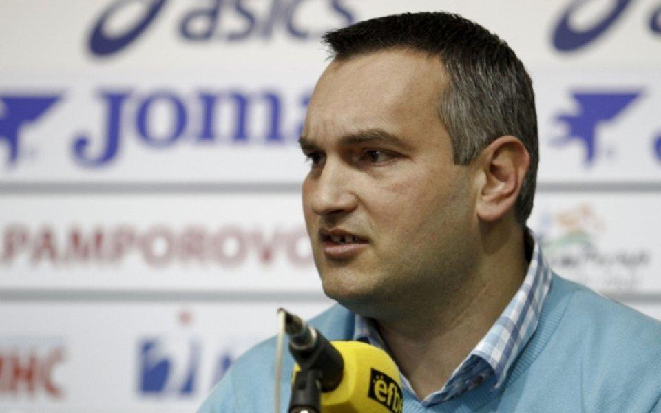 Шеф на БК Балкан: Не разбирам защо някои клубове се опитват да убият НБЛ