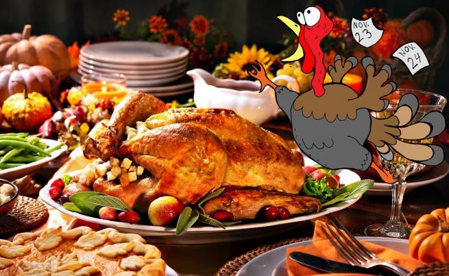 Как и кога празнуват Деня на благодарността по света