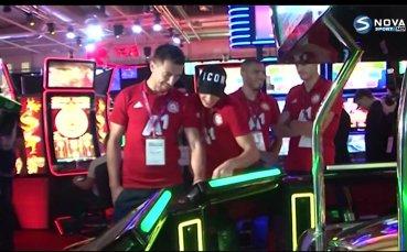 Играчи на ЦСКА уважиха събитие на един от спосорите на