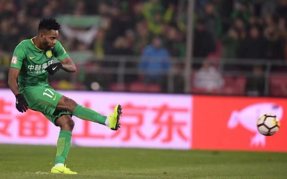 Пекин Гуоан спечели Купата на Китай
