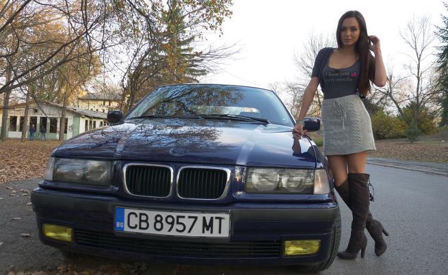 """""""Нов внос"""": BMW E36 (видео)"""