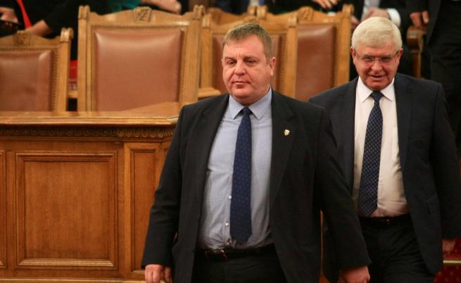 Жалба срещу Каракачанов за