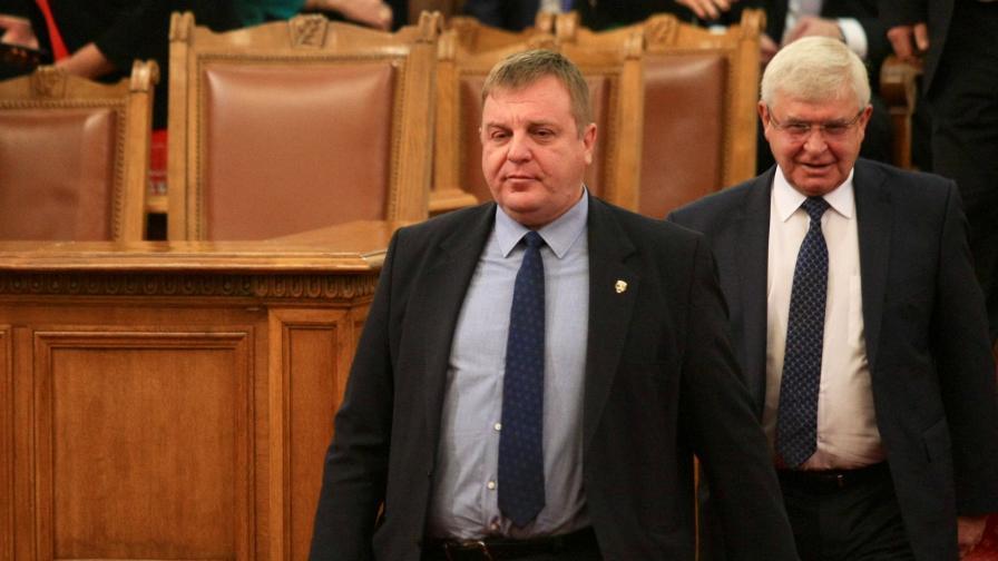 Каракачанов: ТЕРЕМ-Варна е на загуба, има задължения за 3 млн. лв.