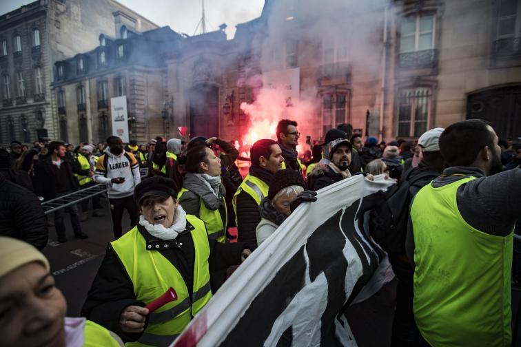 Властите взимат извънредни мерки за сигурност преди утрешния протест, заради сигнали за провокации