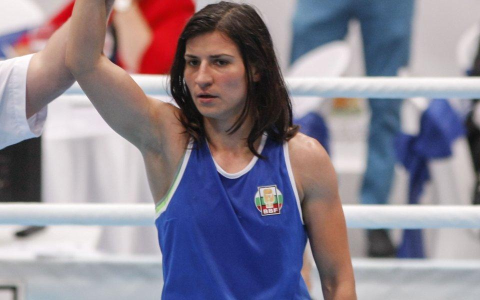 Стойка Петрова остана със сребро на Световното