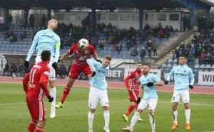 Амбицираният Дунав посреща ЦСКА в efbet Лига