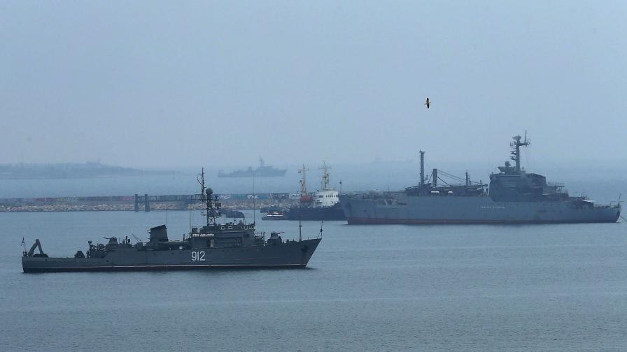 <p>Путин обвини Украйна, че организирала морския сблъсък</p>