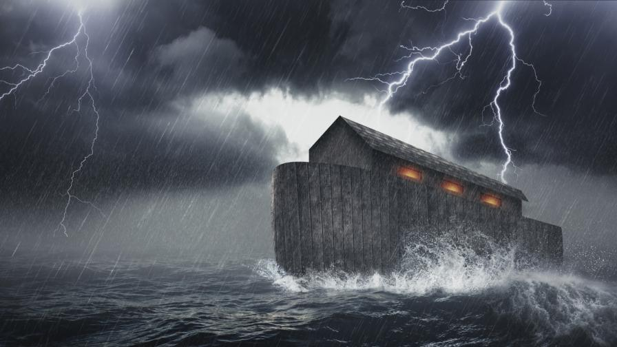 Холандец прави Ноев ковчег