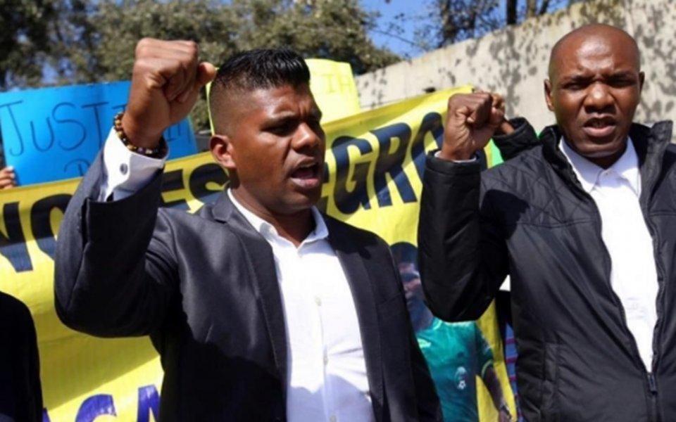 Футболен съдия започна гладна стачка, бил жертва на расизъм