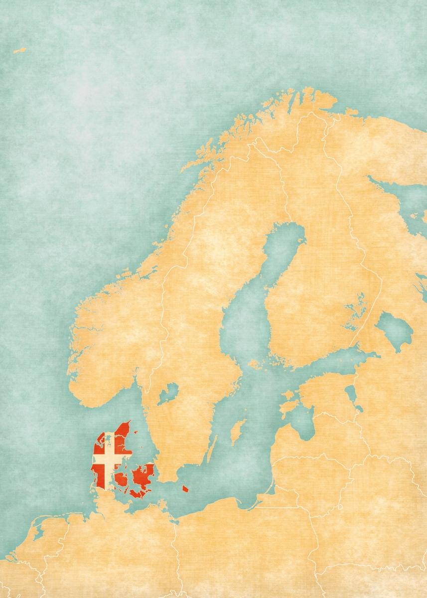 Дания. Скандинавската страна е трета по консумация на алкохол.