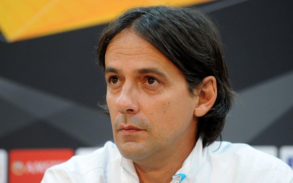 Симоне Индзаги се е съгласил да поеме италианския футболен шампион