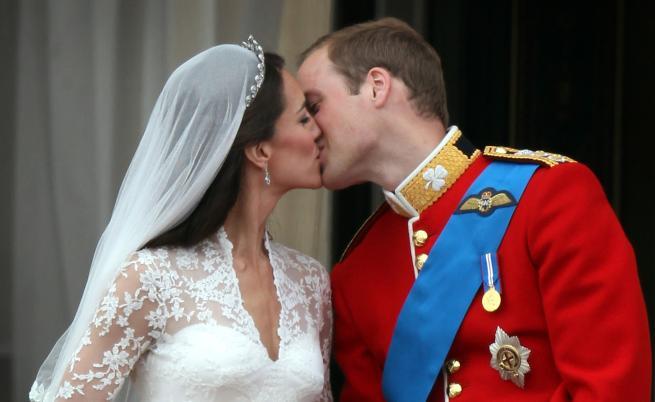 Сватбата на принц Уилям и Кейт Мидълтън
