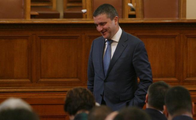 Горанов: Обществото ще е по-богато и успешно догодина