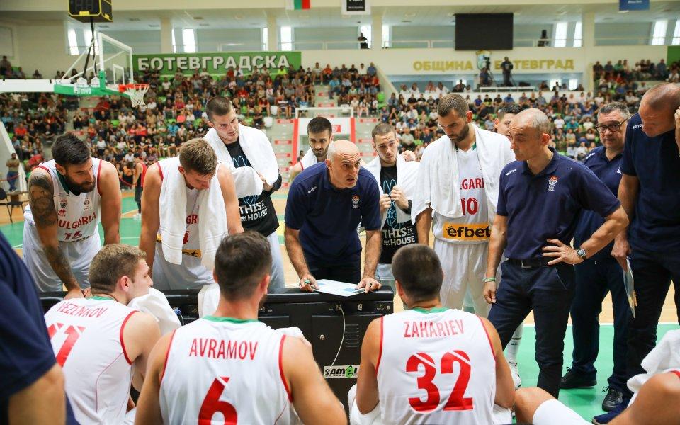 България чака Босна в световните квалификации