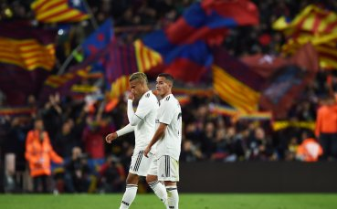 Реал Мадрид се разделя с талант