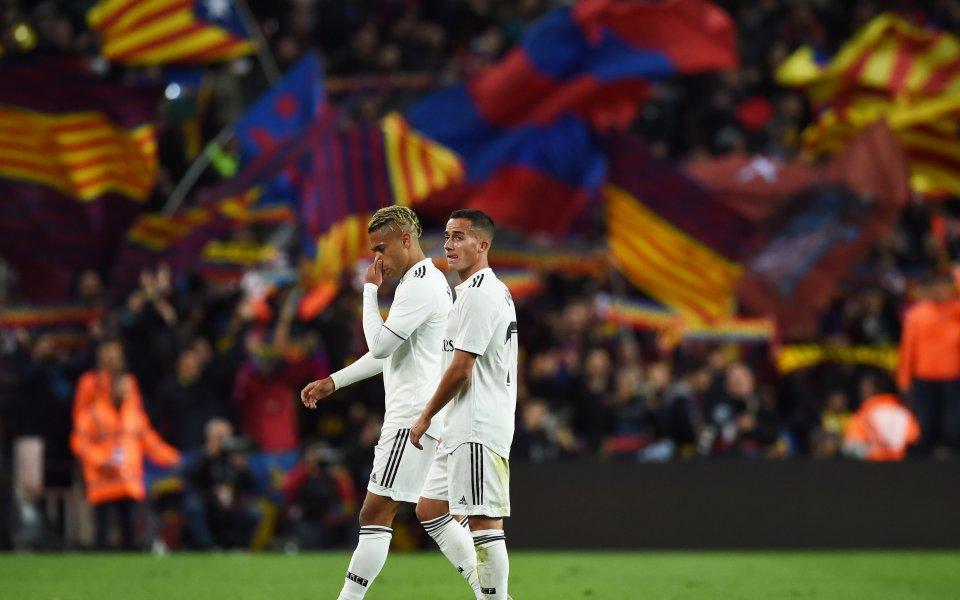 Ръководството на Реал Мадрид планира да се раздели с един