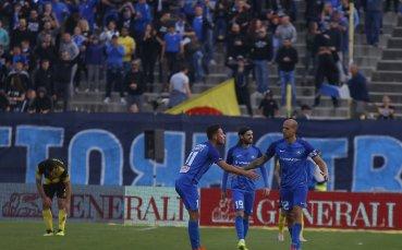 Левски ще се връща към победите срещу Дунав