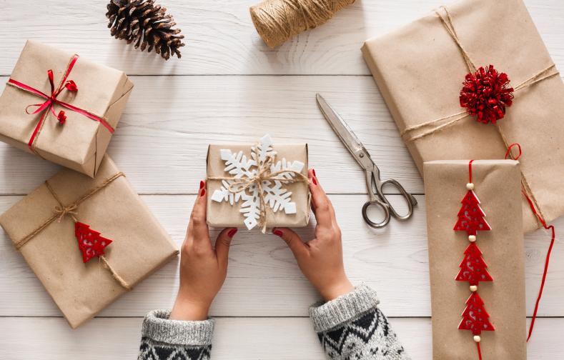 Коледа подаръци