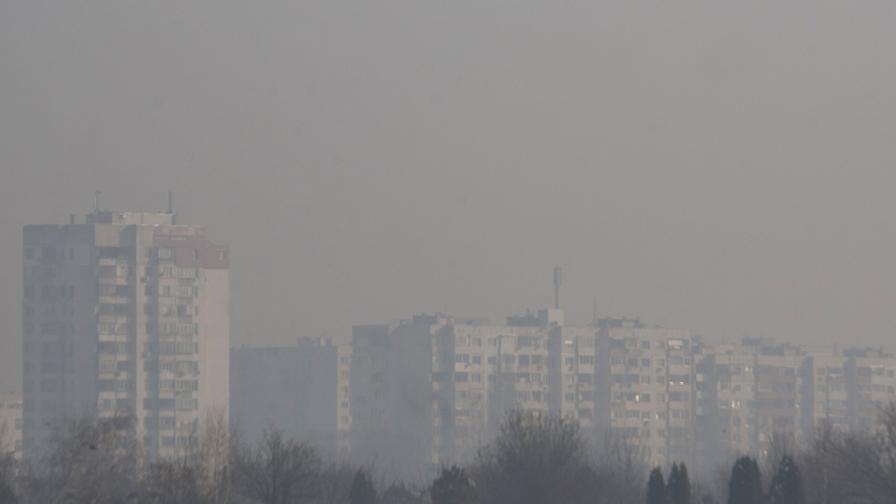 Столични квартали на протест заради мръсния въздух