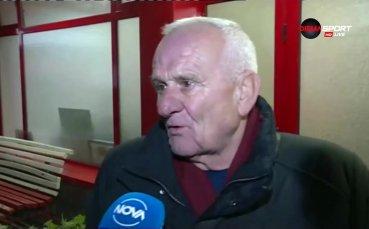 Петрович: Лудогорец вече не е оня страшен тим, познавам го