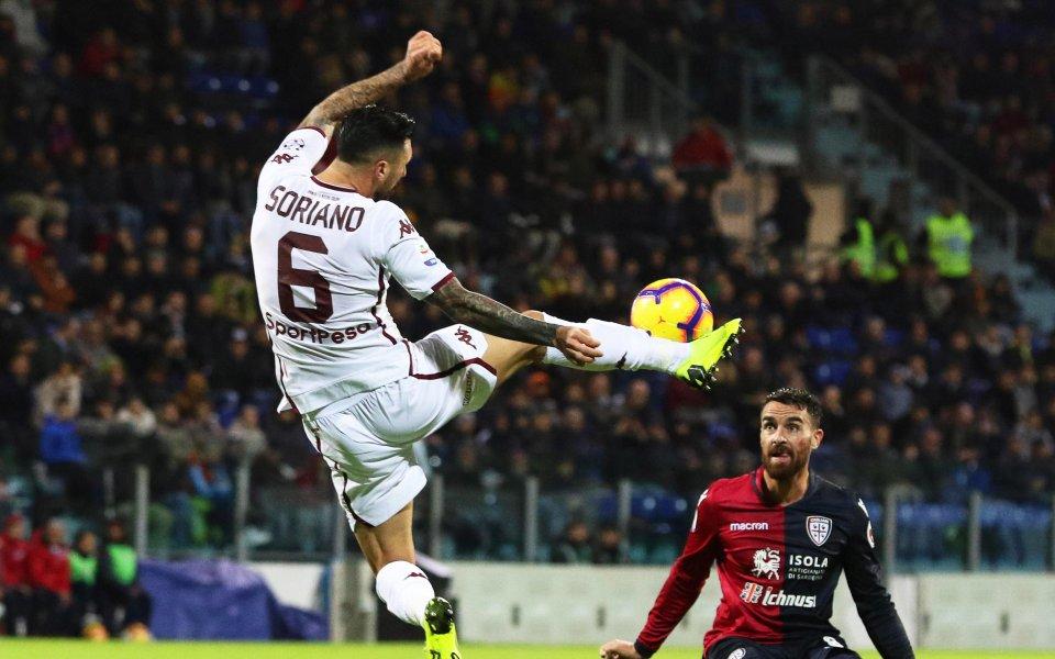 Торино зашлеви Зюдтирол, осигури си мач с Фиорентина