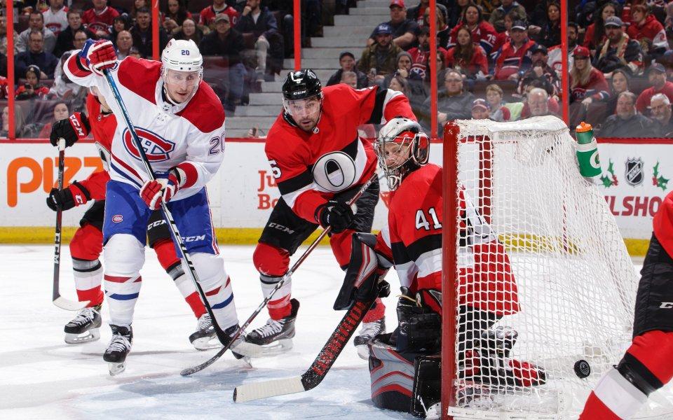 Монреал спечели канадското дерби в НХЛ