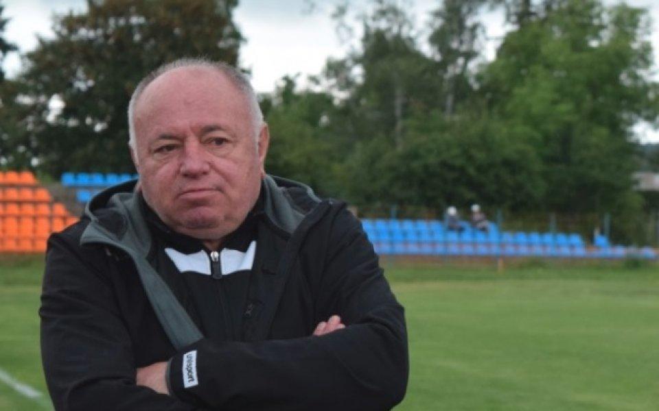 Съветникът по спортно-техническите дейности в Локомотив Пловдив Чавдар Цветков потвърди