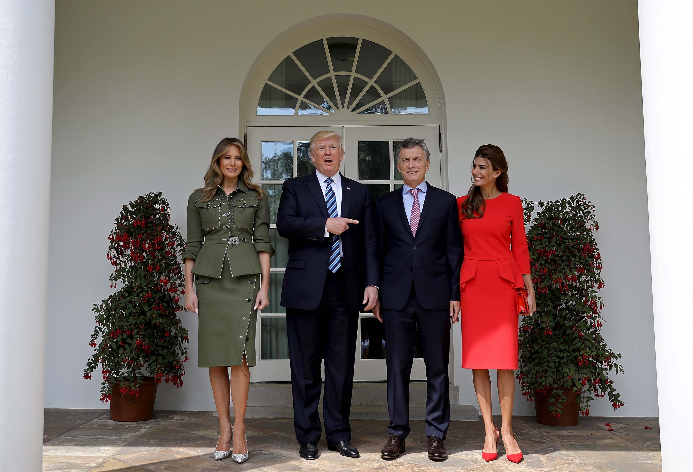На гости в Белия дом