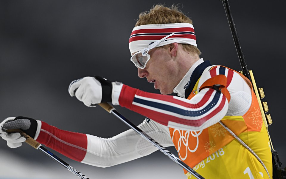 Норвежец взе първия спринт за сезона в биатлона, Анев в Топ 30