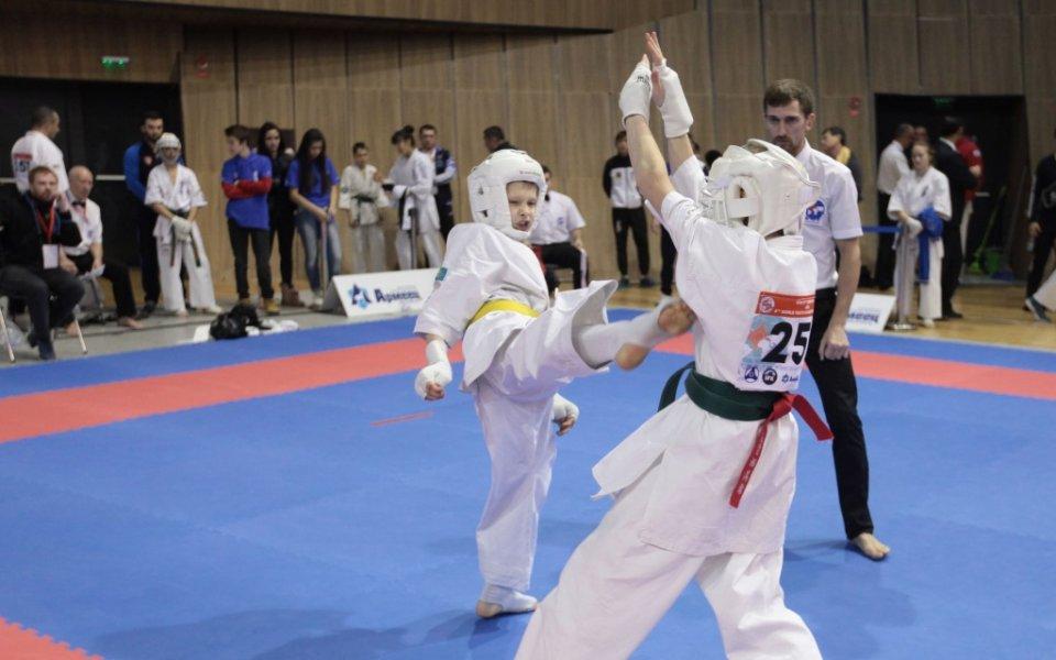 Вицешампионска титла и три бронзови отличия за България от Световното по киокушин