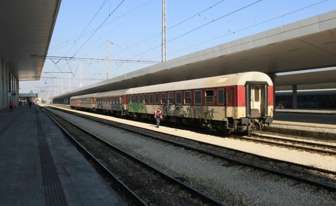 Влаковете в страната са вече с нов график